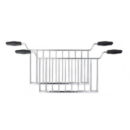 SMEG SANDWICH RACK SET TSSR02 FOR 4 SLICE TOASTERS TSF02