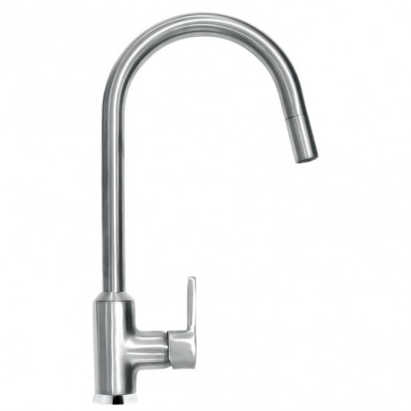 SCHOCK AQUADIVA SINGLE LEVER KITCHEN SINK MIXER TAP WITH PULL OUT S...