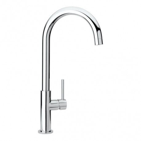 SCHOCK AQUADROP SINGLE LEVER KITCHEN SINK MIXER TAP CHROME