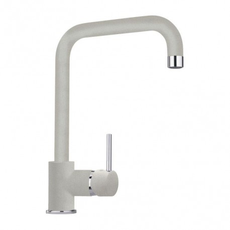 SCHOCK AQUATOP SINGLE LEVER KITCHEN SINK MIXER TAP ALUMINIA