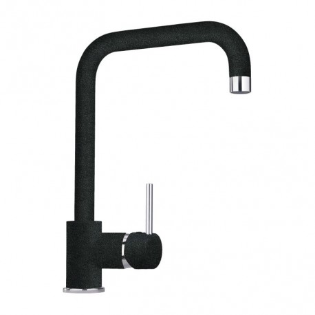 SCHOCK AQUATOP SINGLE LEVER KITCHEN SINK MIXER TAP ANTHRACITE