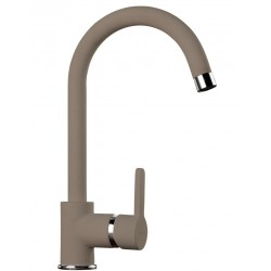 SCHOCK AQUAALTO SINGLE LEVER SINK MIXER TAP UMBER
