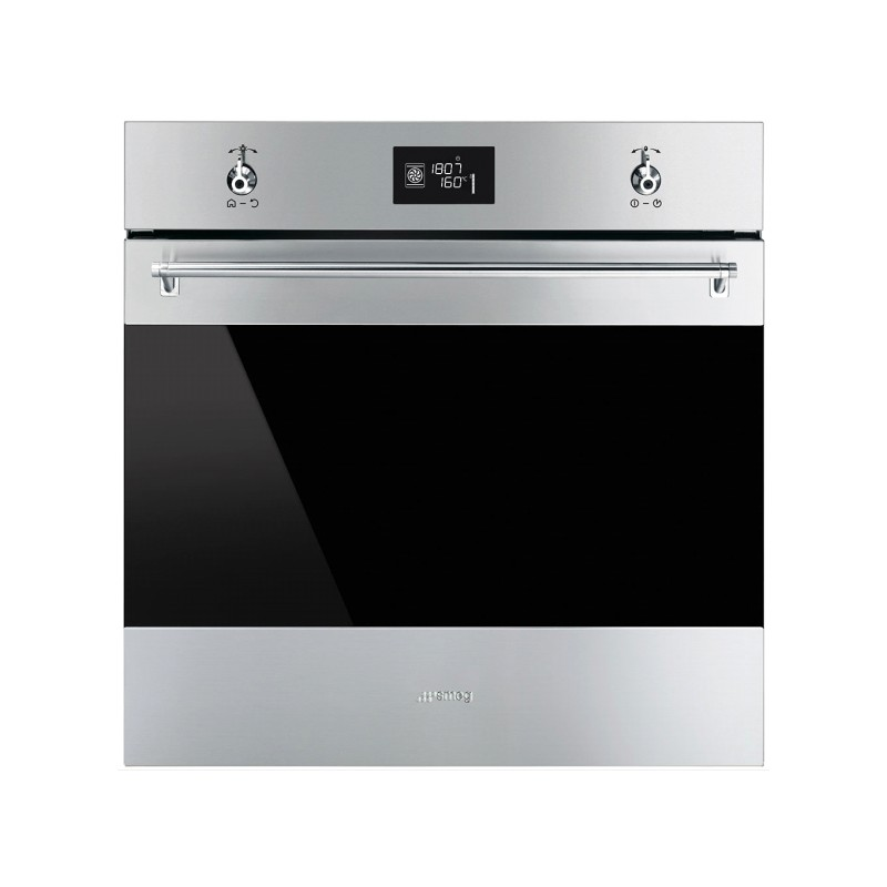 Smeg Pyrolitic Convection Oven Sfp6390xe Stainless Steel