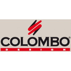 COLOMBO DESIGN CYLINDER ESCUTCHEON DB13 Y