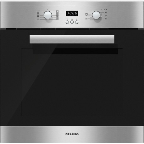 MIELE MULTIFUNCTION OVEN H 2261-1 B STAINLESS STEEL 60 CM