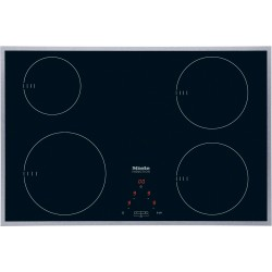 TABLE DE CUISSON INDUCTION MIELE KM 6118 75 CM