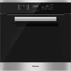 MIELE MULTIFUNCTION PYROLYTIC OVEN H 2661-1 BP STAINLESS STEEL 60 CM