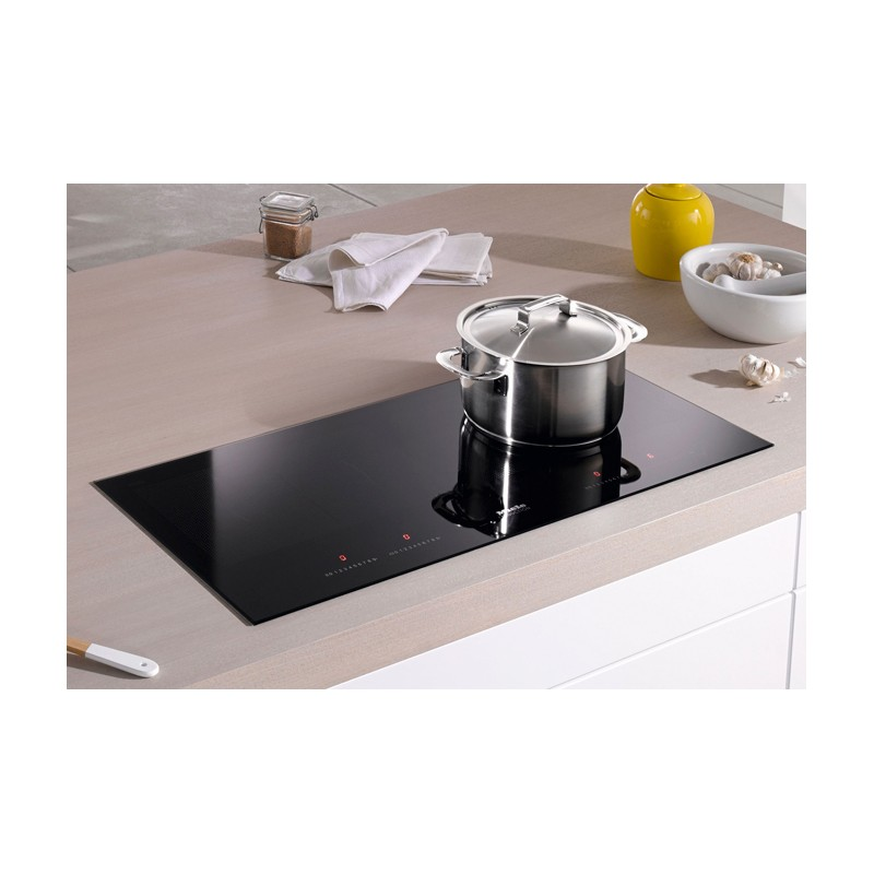 Table de cuisson induction miele km 6381 91 6 cm fab for Table 6 km turquie