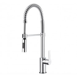 SMEG MIDR55CR SINGLE LEVER SINK MIXER TAP CHROME