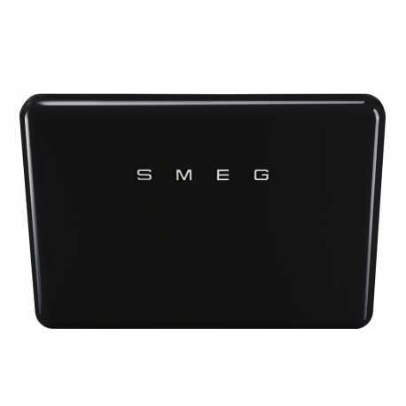 SMEG KFAB75BL 50'S RETRO STYLE RANGE HOOD BLACK 75 CM