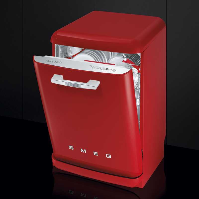 lave vaisselle pose libre orange smeg lvfabor 60 cm esth tique ann. Black Bedroom Furniture Sets. Home Design Ideas