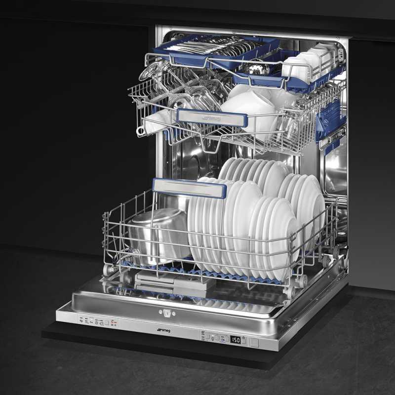 Suck dishwasher
