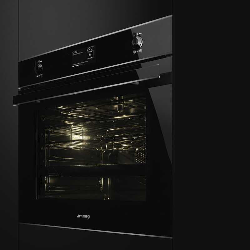 Details Gas Range Electric Oven