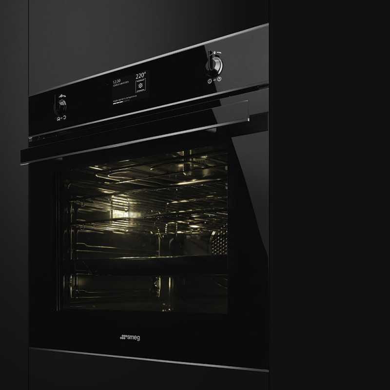 Smeg Sfp6603nxe Dolce Stil Novo Self Cleaning Oven 60 Cm