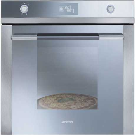 SMEG ELECTRIC MULTIFUNCTION PIZZA OVEN SF122PZE