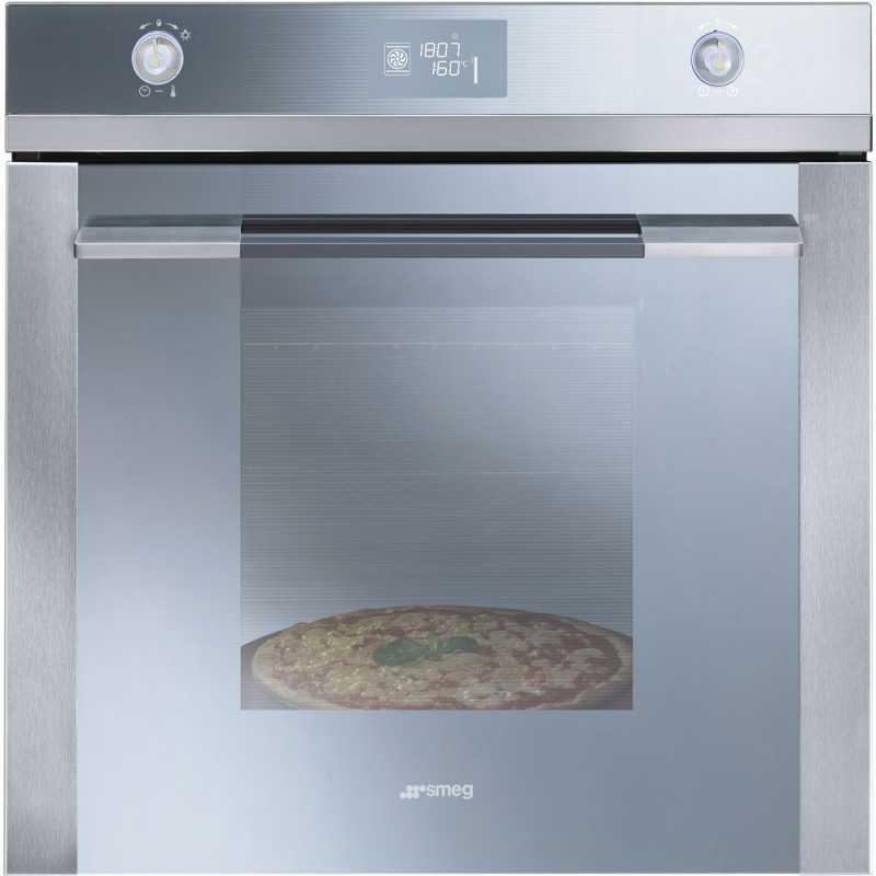 four pizza multifonction smeg sf122pze fab appliances. Black Bedroom Furniture Sets. Home Design Ideas