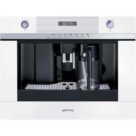 built in cappuccino machine