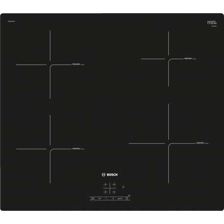 BOSCH INDUCTION HOB PUE611BF1J TOUCH CONTROL 60 CM