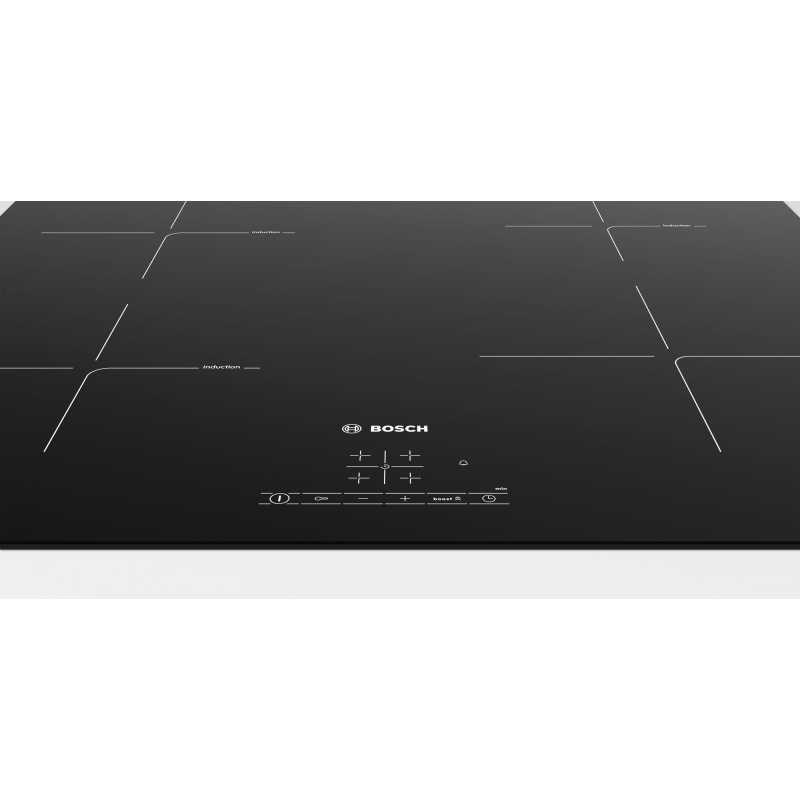 Table de cuisson induction bosch pue611bf1j 60 cm fab appliances - Table de cuisson induction bosch ...
