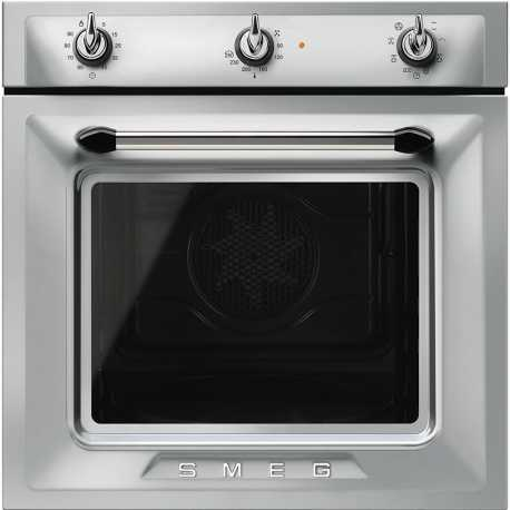 SMEG MULTIFUNCTION OVEN SF6905X1 VICTORIA AESTHETIC STAINLESS STEEL