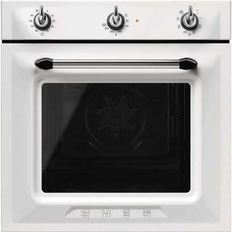 SMEG MULTIFUNCTION OVEN SF6905B1 VICTORIA AESTHETIC WHITE