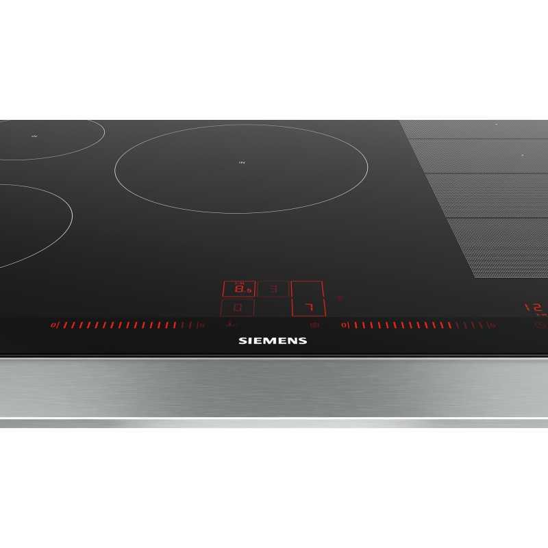 Table De Cuisson Induction Siemens Ex875lvc1e 80 Cm Fab Appliances