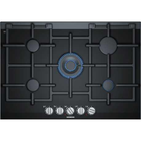 Table de cuisson gaz siemens er7a6rd70 vitroc ramique - Table cuisson gaz siemens ...