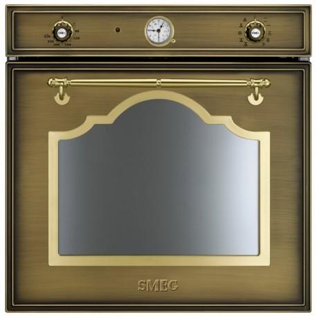 four lectrique chaleur tournante smeg sf750ot laiton. Black Bedroom Furniture Sets. Home Design Ideas