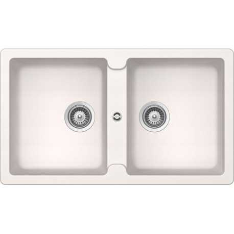 SCHOCK KITCHEN SINK SIGNUS N200E PURE WHITE