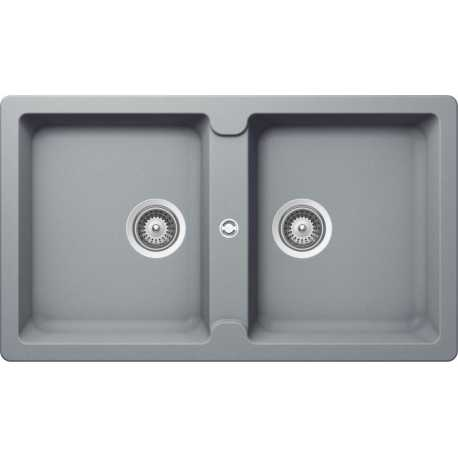 SCHOCK KITCHEN SINK SIGNUS N200E PURE GRAY