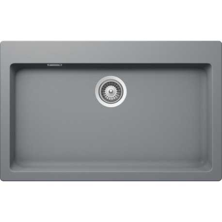 SCHOCK KITCHEN SINK SIGNUS N100XL - 1 BOWL PURE GREY