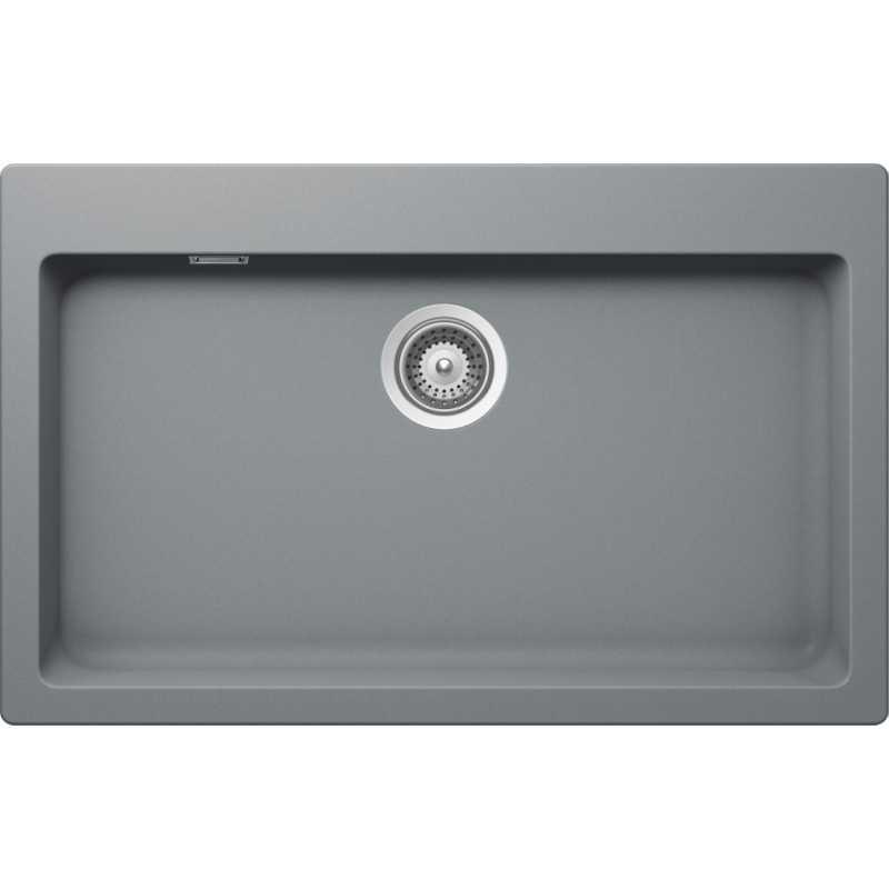 Schock Kitchen Sink Signus N100xl 1 Bowl Pure Grey Fab Appliances