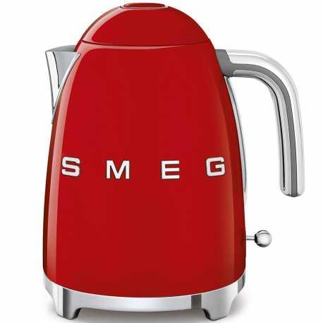 SMEG KETTLE 50'S STYLE RED KLF03RDEU