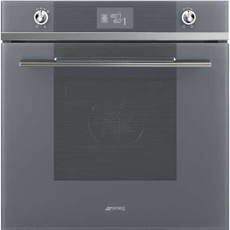 SMEG ELECTRIC MULTIFUNCTION PYROLYTIC OVEN SFP6102TVS