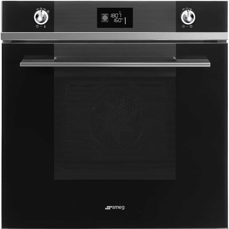 Compare Smeg Sf4102mcn Linea Integrated
