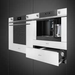 SMEG MACHINE À CAFÉ ENCASTRABLE CMS4101N VERRE NOIR