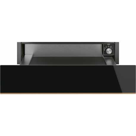SMEG WARMING DRAWER CPR615NR DOLCE STIL NOVO