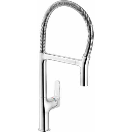 NOBILI YPSILON SINGLE LEVER SINK MIXER KITCHEN TAP
