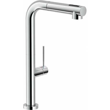 NOBILI POP SINGLE LEVER SINK MIXER TAP CHROME