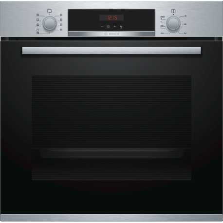 BOSCH ELECTRIC BUILT-IN PYROLYTIC OVEN HBA573BR0 60 CM