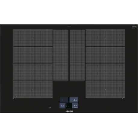 SIEMENS INDUCTION HOB IQ700 EX875KYW1E 80 CM