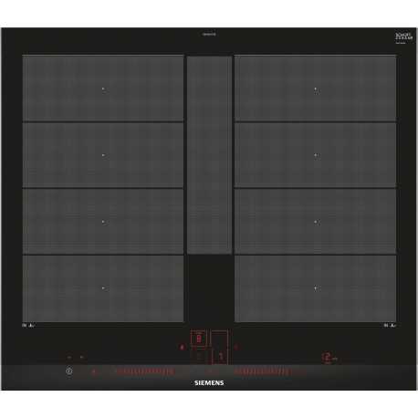 SIEMENS INDUCTION HOB EX675LYV1E 60 CM