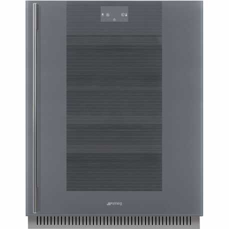 SMEG UNDER COUNTER WINE COOLER CVI138RWS2