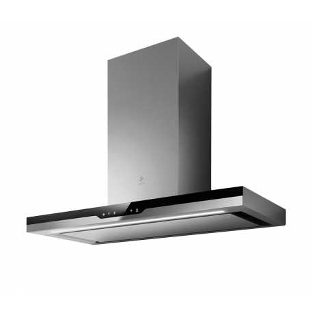 ELICA METEORITE WALL MOUNTED HOOD STAINLESS STEEL