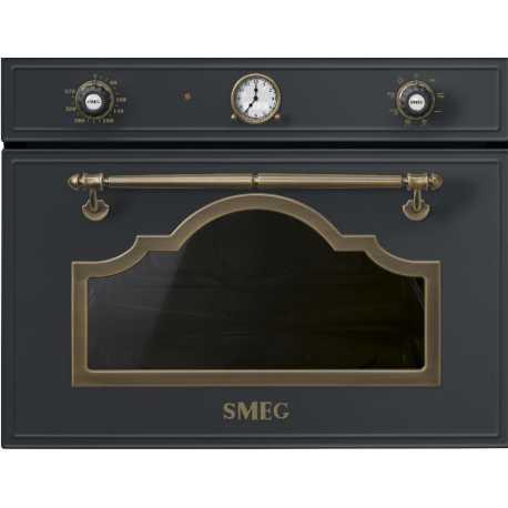 SMEG COMPACT MICROWAVE OVEN CORTINA SF4750MAO
