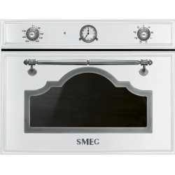 FOUR MULTIFONCTION MICRO-ONDE SMEG SF4750MBS CORTINA