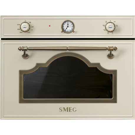 SMEG COMPACT MICROWAVE OVEN CORTINA SF4750MPO