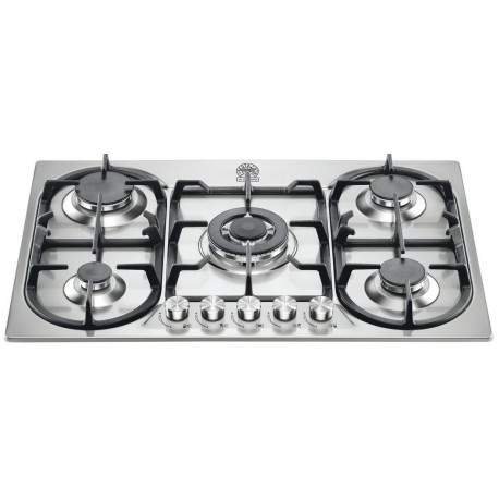 LA GERMANIA GAS HOB FUTURA 70 P710 1 D9 X STAINLESS STEEL - 70 CM