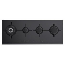 SMALVIC GAS HOB PVC-L100G 3GBTC VS TOUCH CONTROL CERAMIC GLASS - 100 CM