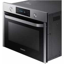 SAMSUNG MICROWAVE OVEN NQ50K3130BS STAINLESS STEEL 60 CM